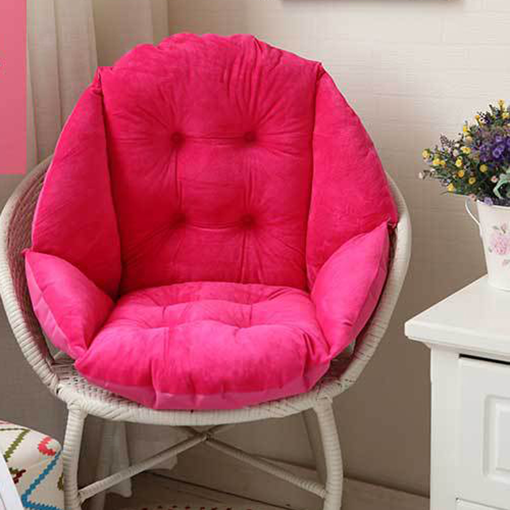 Comfort Lower Back Support Upright Armchair Pillow Cane ...