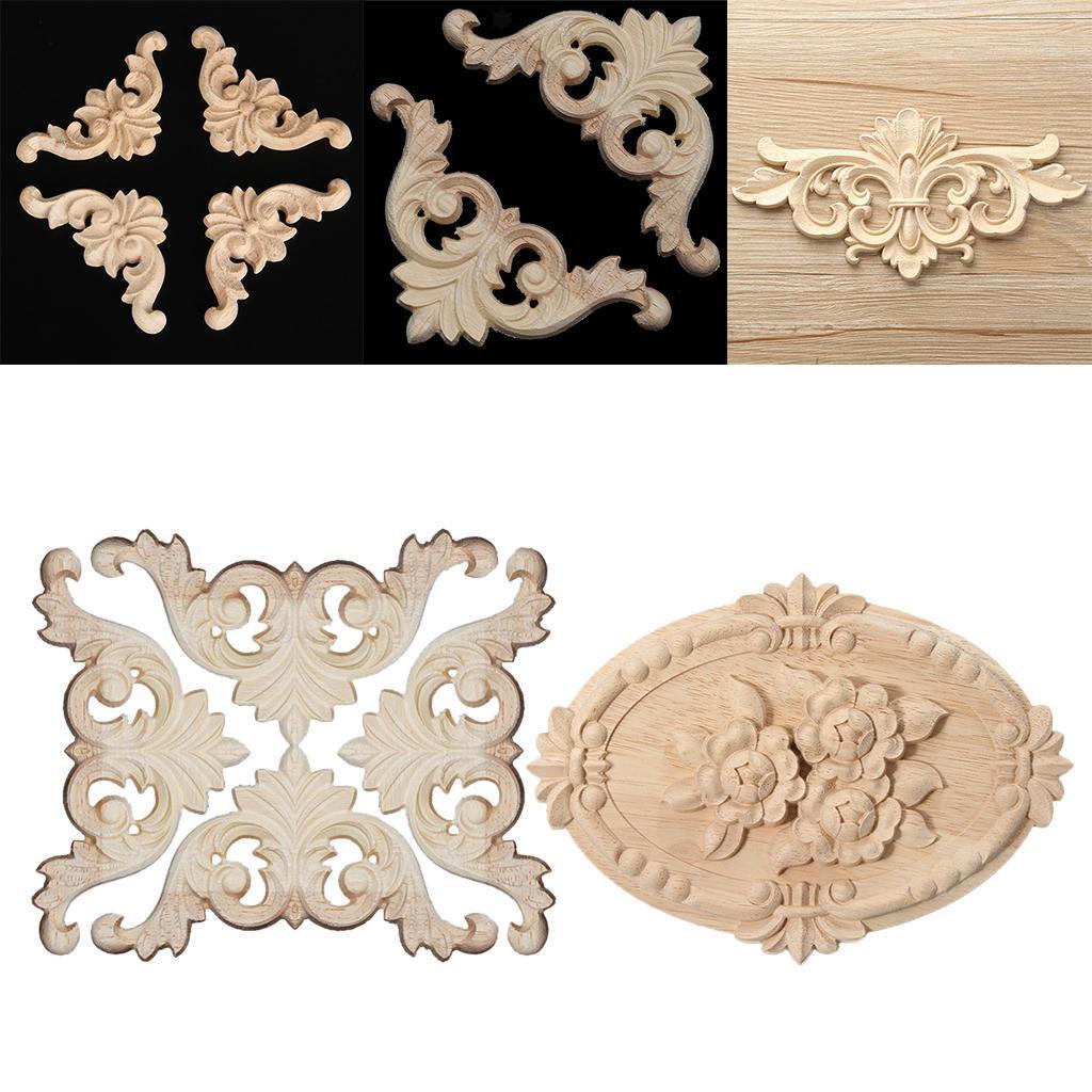 decoro-intarsiato-in-legno-intagliato-con-angoli-decorativi miniatura 5