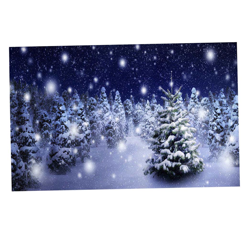 Scenografia-di-Natale-Murale-Arazzo miniatura 20