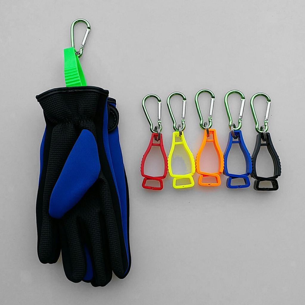 Guanti-Clip-Grabber-Porta-Gunti-Guanto-Safety-Keeper-di-Gunato-Attrezzo miniatura 3