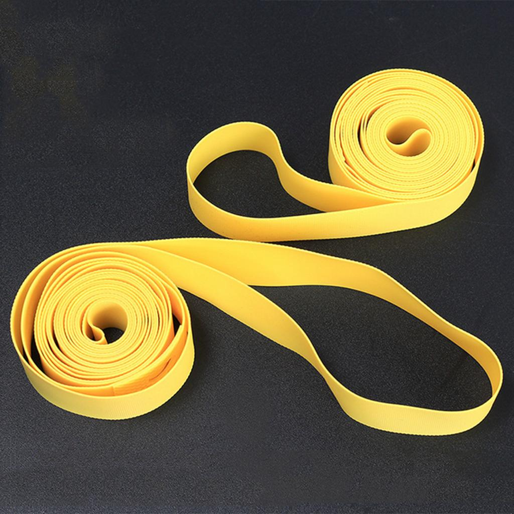 Cycling Bike Bicycle Rim Protector Tape Strap Liner Band Straps Belt 20x20