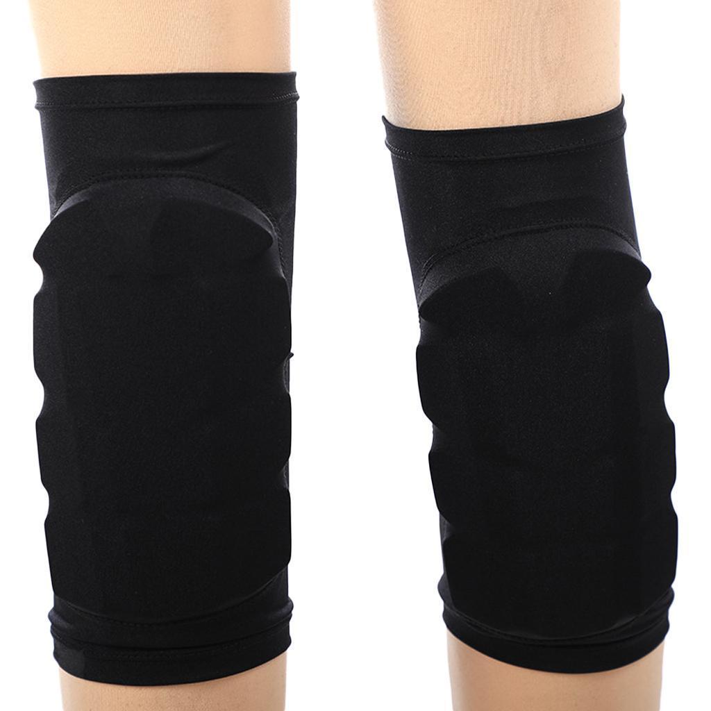 Genouilleres-Elastique-Confortables-pour-Patinage-Artistique-Pantalon-de miniature 10