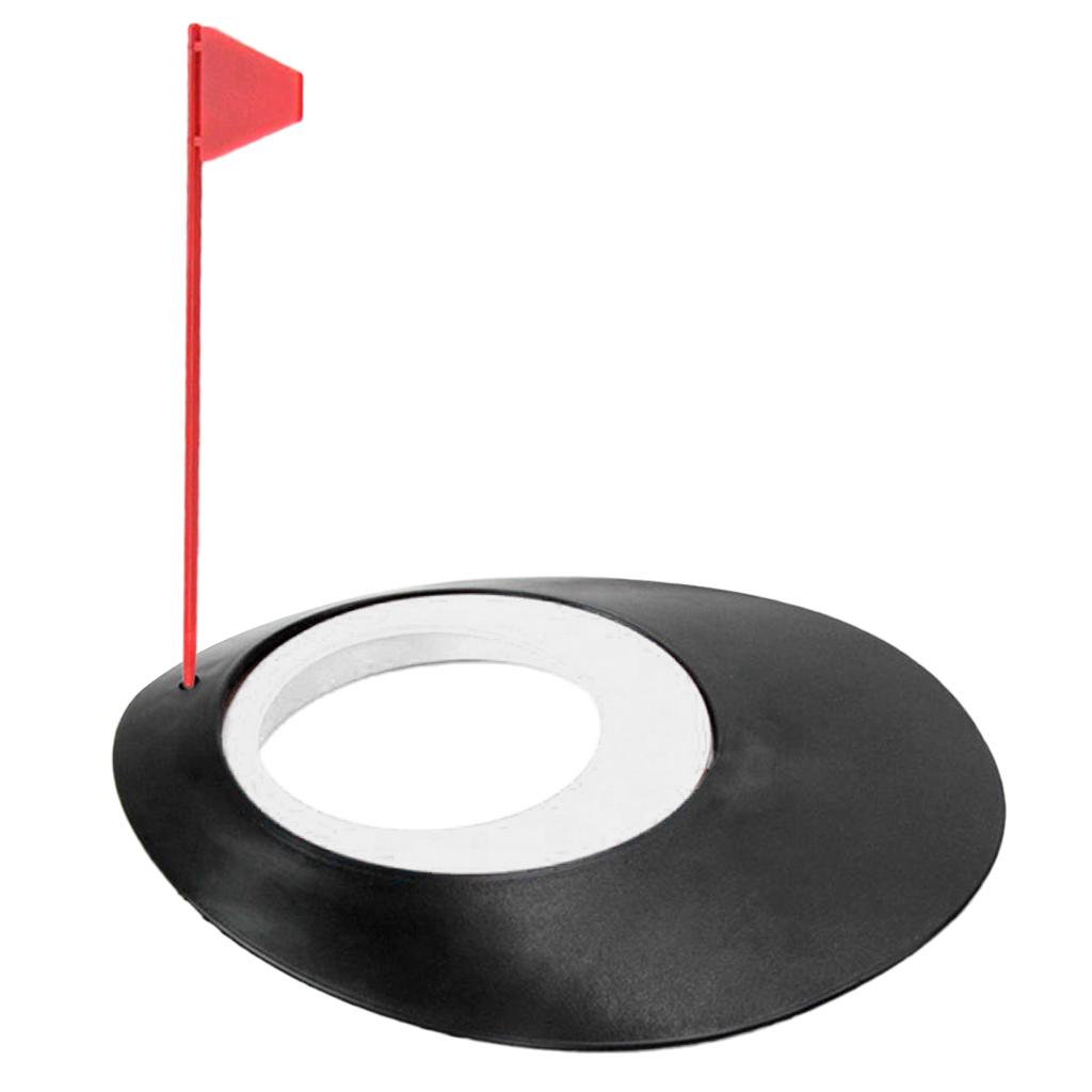 Foro-per-bandiera-per-allenamento-di-golf-indoor-all-039-aperto miniatura 19
