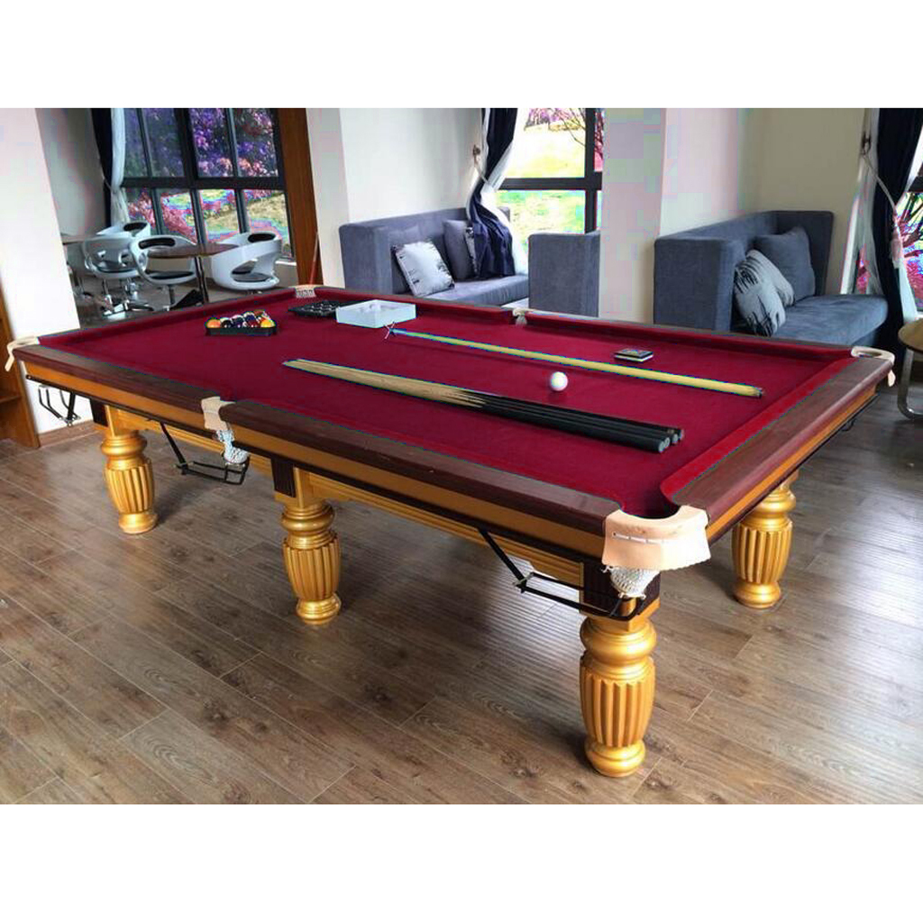 Details About 9ft Pool Table Cloth Felt Billiard Rail Brush Wooden Cleaning Tool