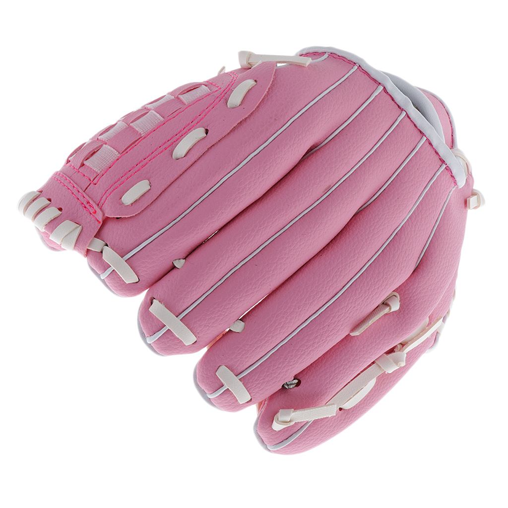 Baseball-Softball-Gloves-Wear-resistant-Mitts-Right-Hand-Thrower-Youth-Adult thumbnail 14