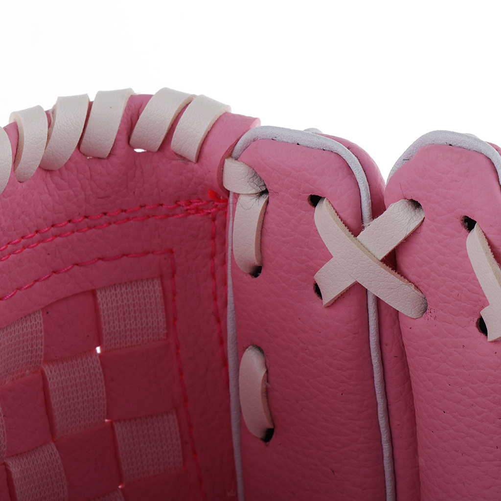 Baseball-Softball-Gloves-Wear-resistant-Mitts-Right-Hand-Thrower-Youth-Adult thumbnail 17