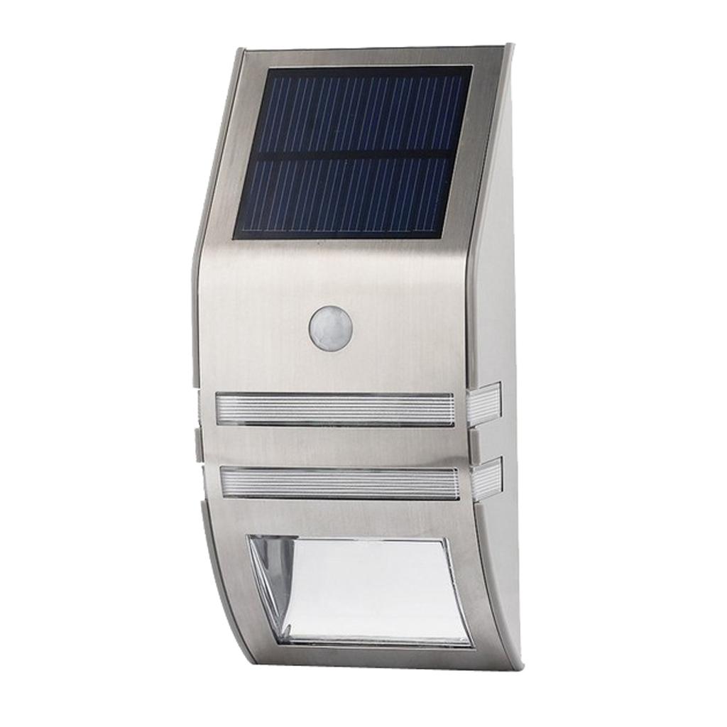 Lampe-exterieure-de-projecteur-de-mouvement-de-puissance-solaire-de-LED miniatura 3