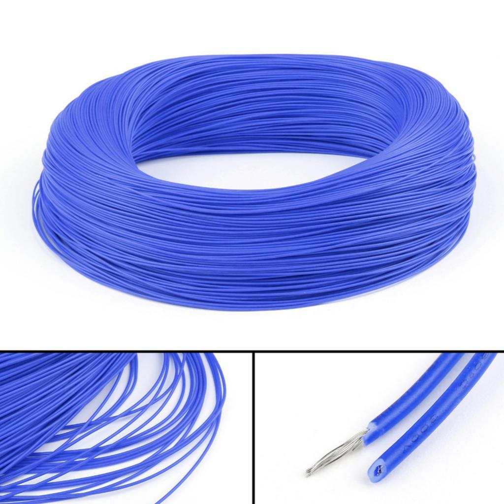 UL-1007-1-Pin-20AWG-3Meter-Cable-Cord-Stranded-Flexible-Hookup-Wire-Strip thumbnail 14