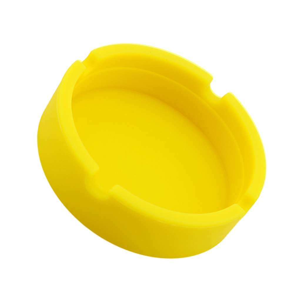 Silicone-Cigar-Ashtray-Cigarette-Case-Smoking-Holder-for-Car-Home-Use thumbnail 9