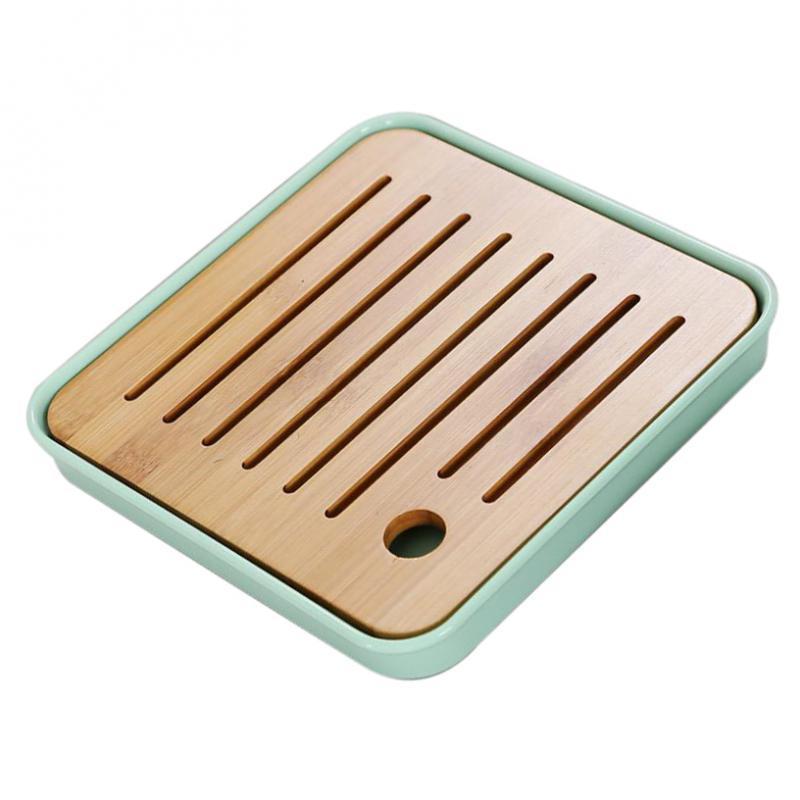 Square-Melamine-Bamboo-Tea-Tray-Drainage-Water-Storage-Kung-Fu-Tea-set thumbnail 14