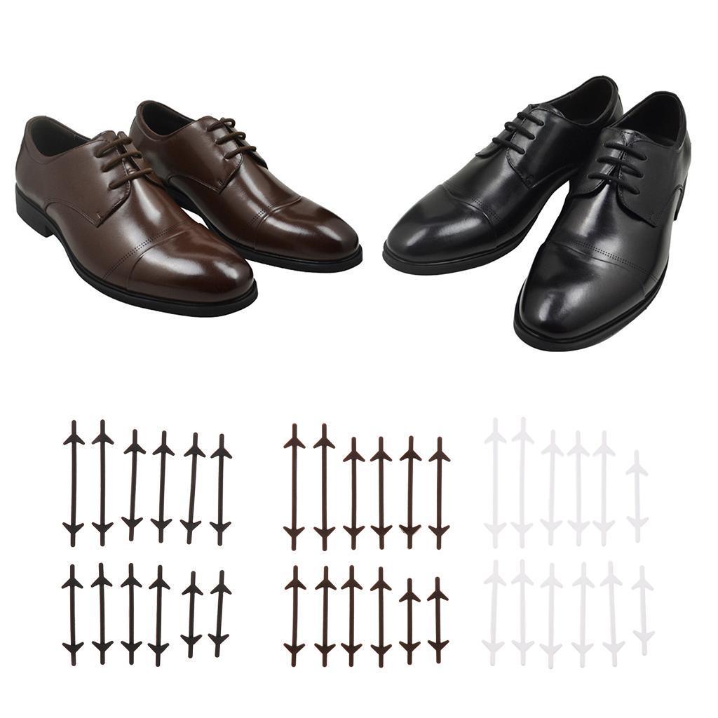 12pc-set-unisexe-sans-lacets-lacets-baskets-en-silicone-elastique miniature 5