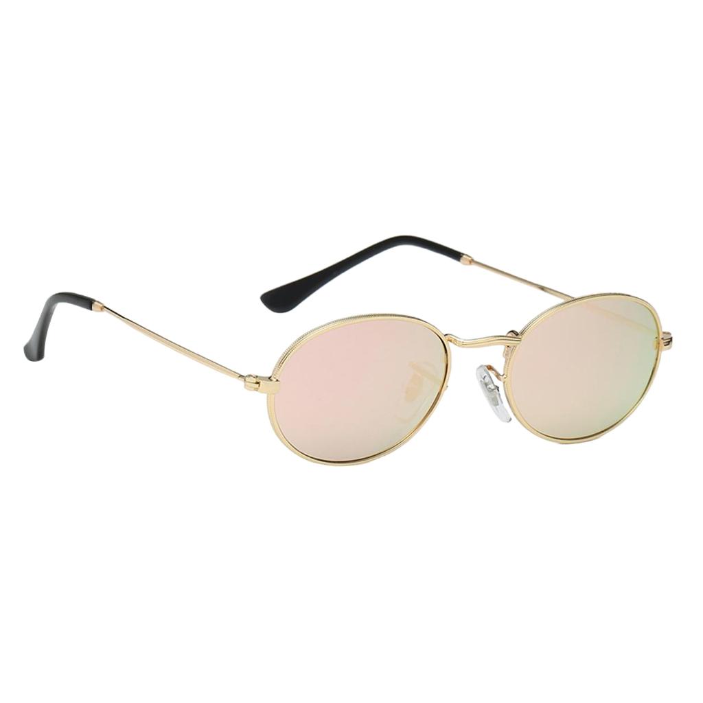Vintage-Round-Frame-Womens-Men-039-s-Retro-Mirror-Sunglasses-Eyewear-Fashion-Glasses thumbnail 7