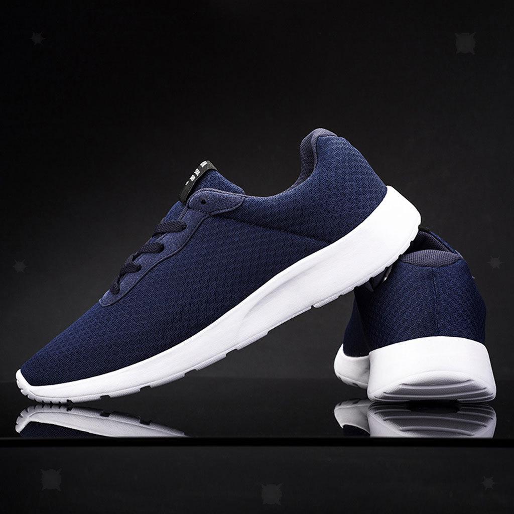 Chaussures-de-Sport-Homme-Leger-Sneakers-Chaussures-Homme-Leger-Sneakers miniature 18