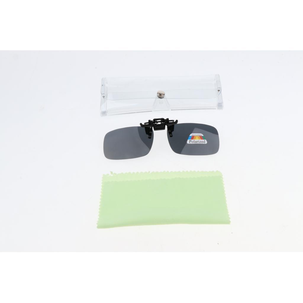 Occhiali-da-sole-polarizzati-con-clip-polarizzati-durevoli-unisex-per miniatura 4