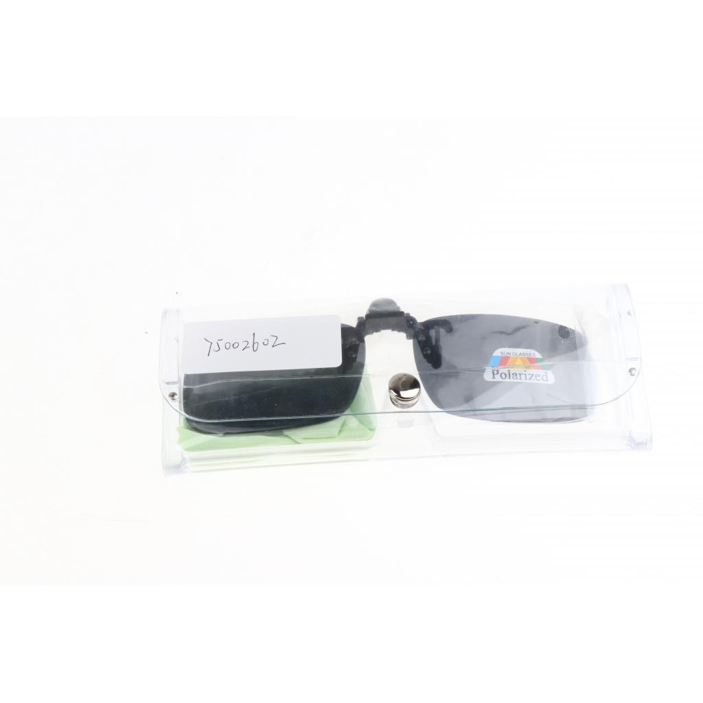 Occhiali-da-sole-polarizzati-con-clip-polarizzati-durevoli-unisex-per miniatura 5