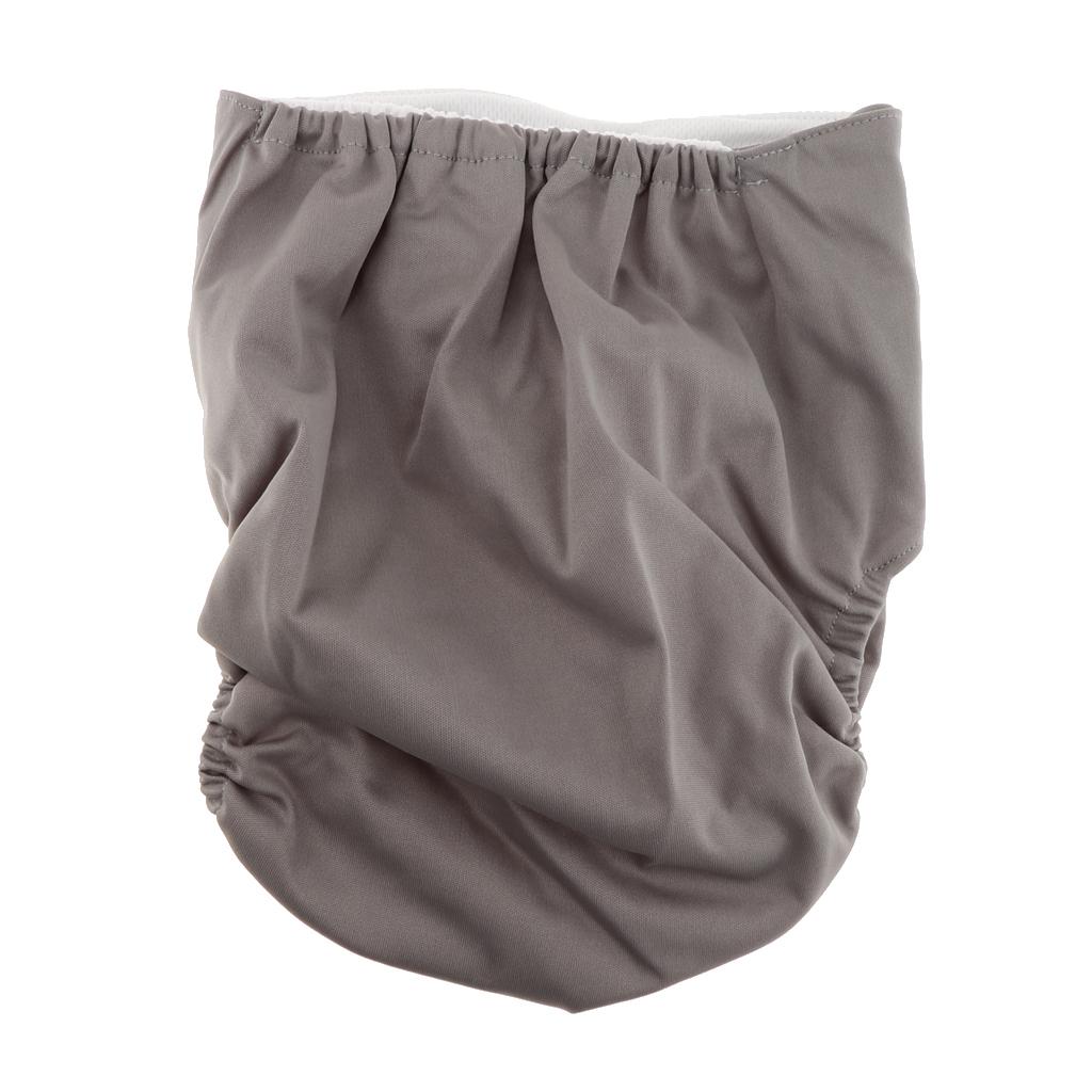 Panales-De-Tela-De-Los-Ninos-Panales-Impermeables-Pantalones-Panales miniatura 21