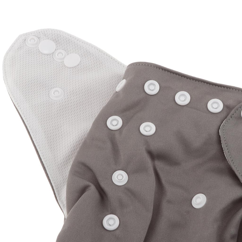 Panales-De-Tela-De-Los-Ninos-Panales-Impermeables-Pantalones-Panales miniatura 20