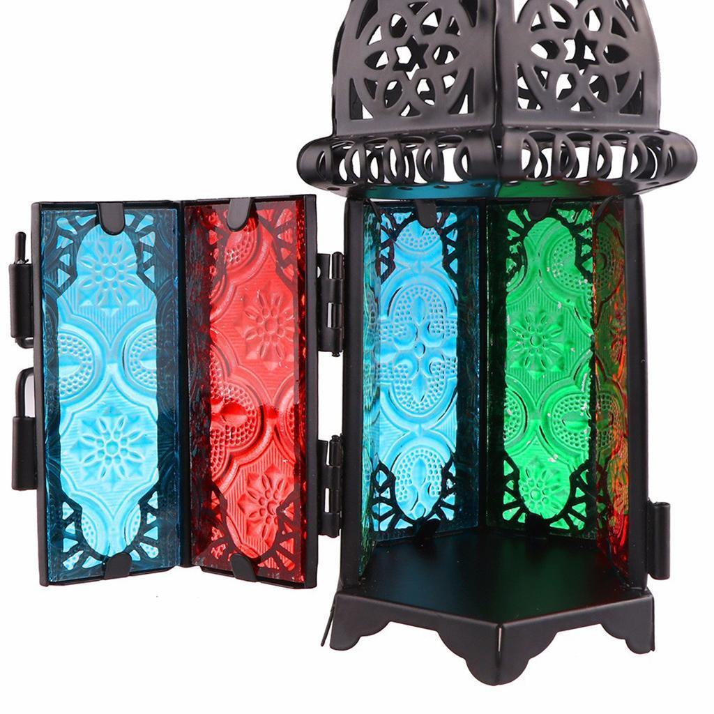 Vintage Kerzenhalter Windlicht Laterne für Wohnzimmer ...