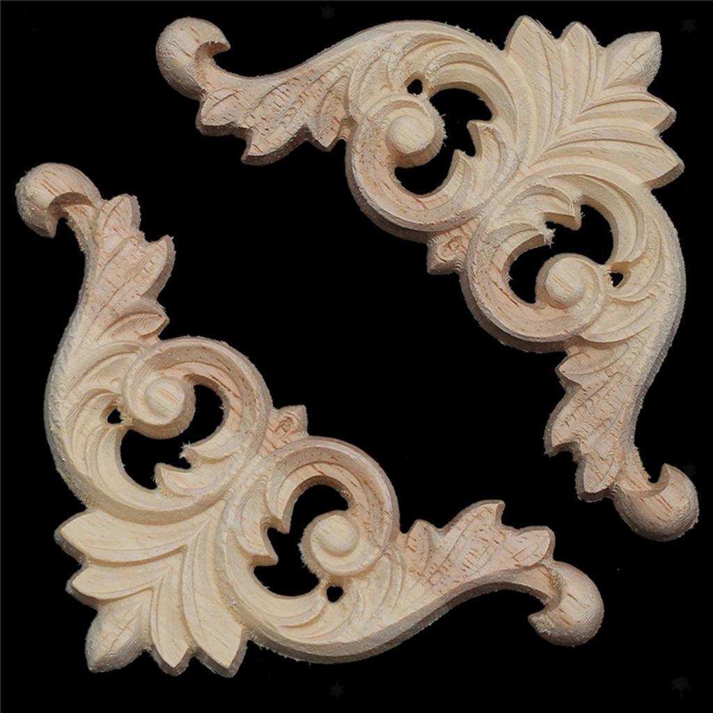 decoro-intarsiato-in-legno-intagliato-con-angoli-decorativi miniatura 9
