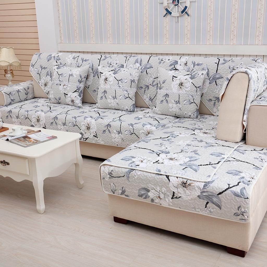 Washable Quilted Sofa Chair Settee Pet Furniture Protector