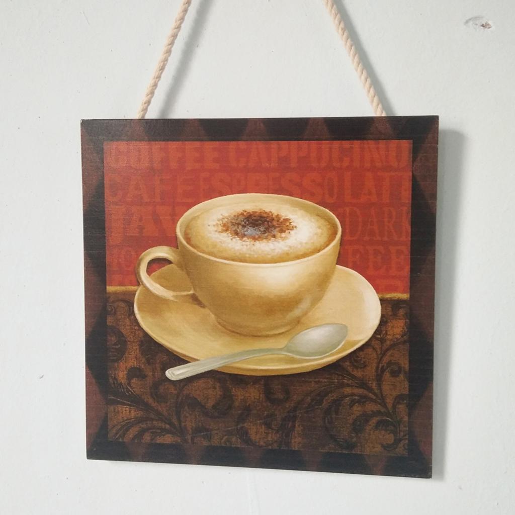 Caffe-d-039-annata-del-modello-del-segno-del-segno-di-legno-per-la-decorazione miniatura 18