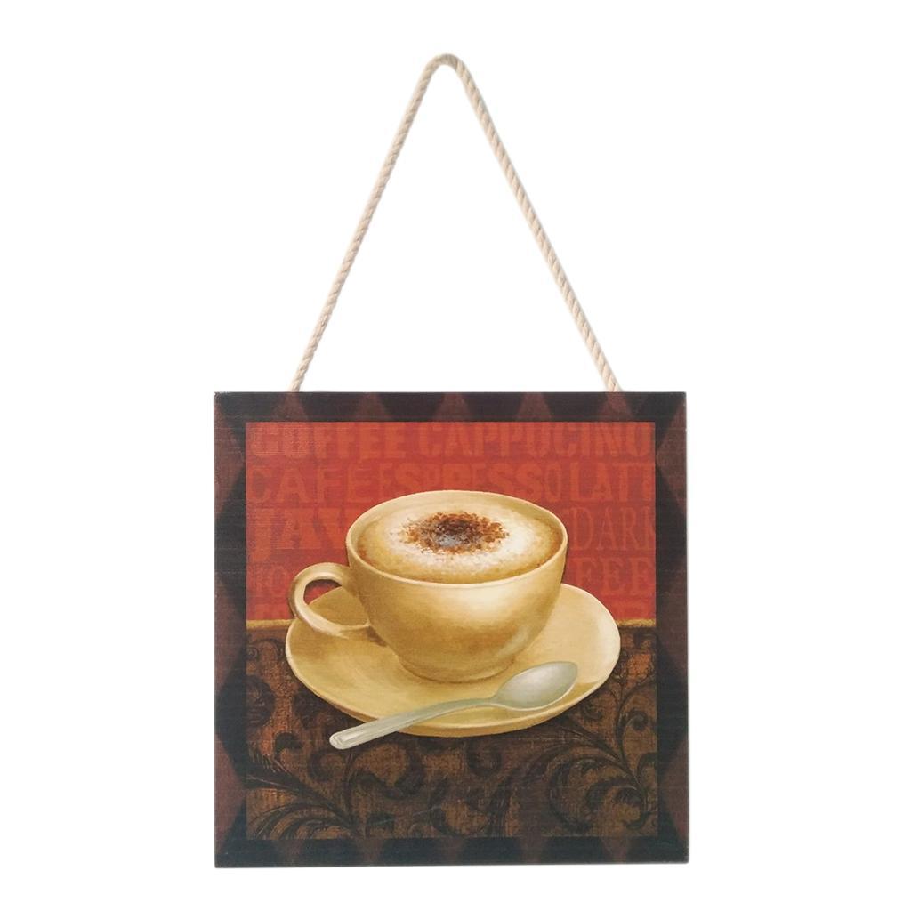 Caffe-d-039-annata-del-modello-del-segno-del-segno-di-legno-per-la-decorazione miniatura 16