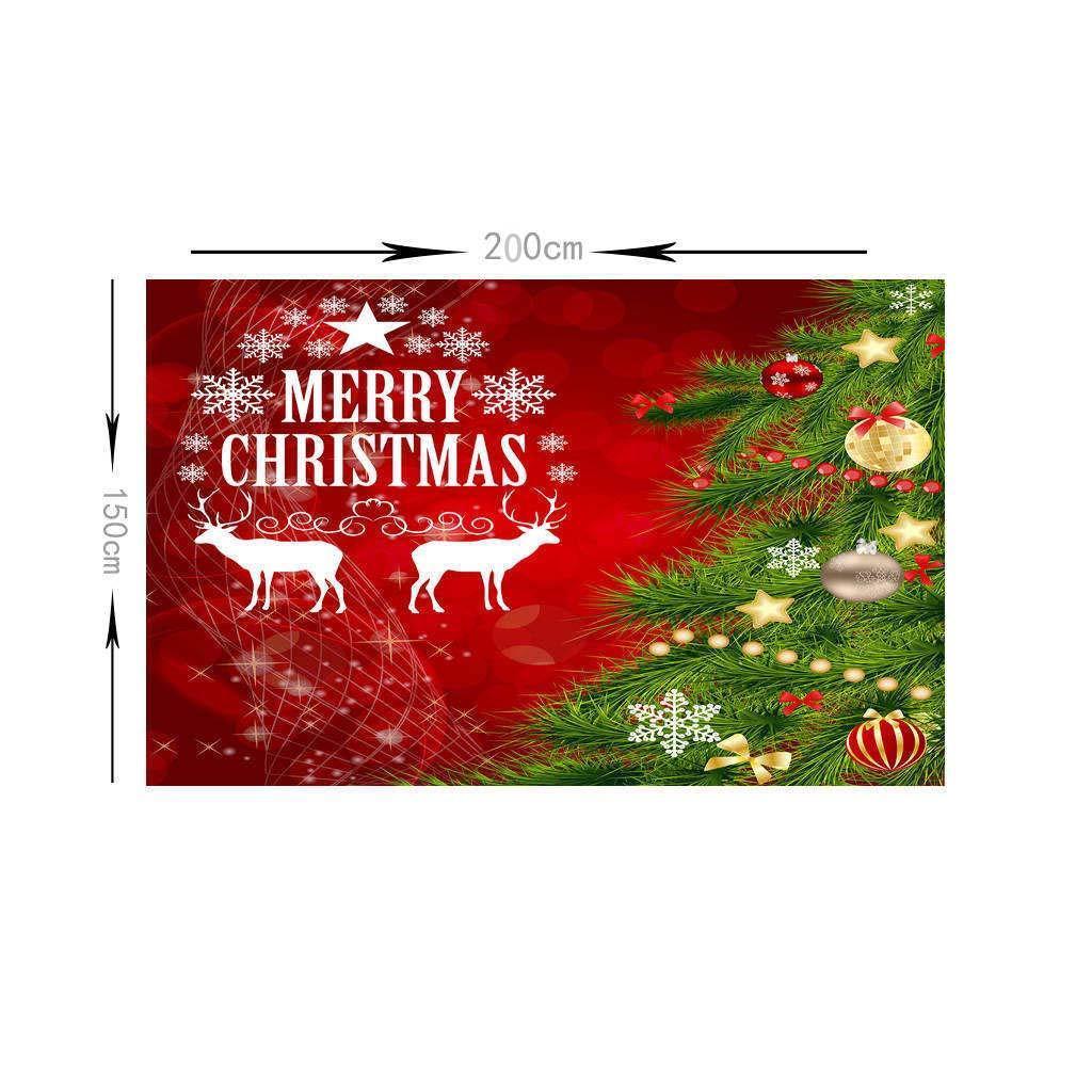 Scenografia-di-Natale-Murale-Arazzo miniatura 24