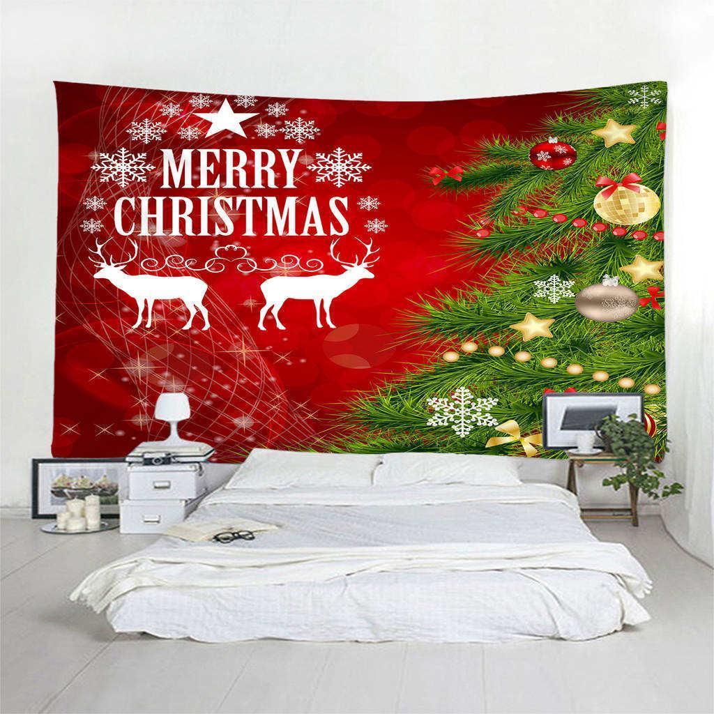 Scenografia-di-Natale-Murale-Arazzo miniatura 22