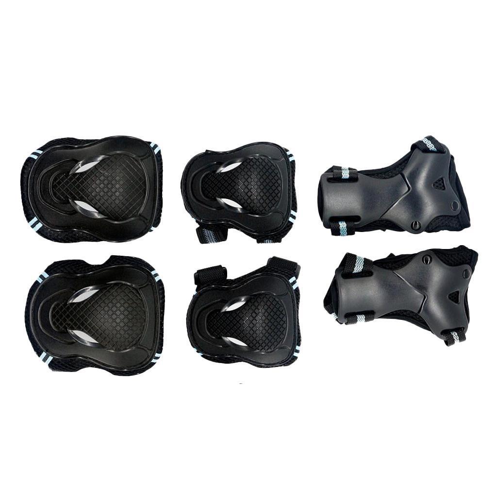 6-pezzi-per-bambini-adulti-ginocchiere-gomitiere-da-polso-e-protezioni-per miniatura 5