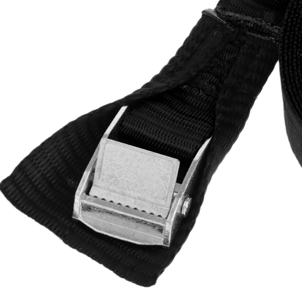 Cinghie-di-Carico-Sicuro-Fibbia-Cintura-Attrezzo-di-Kayak miniatura 16
