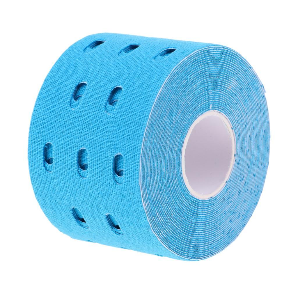 Kinesiology tape 5cm x 5m  Body Muscle Support Shoulder Knee sport Injury Physio