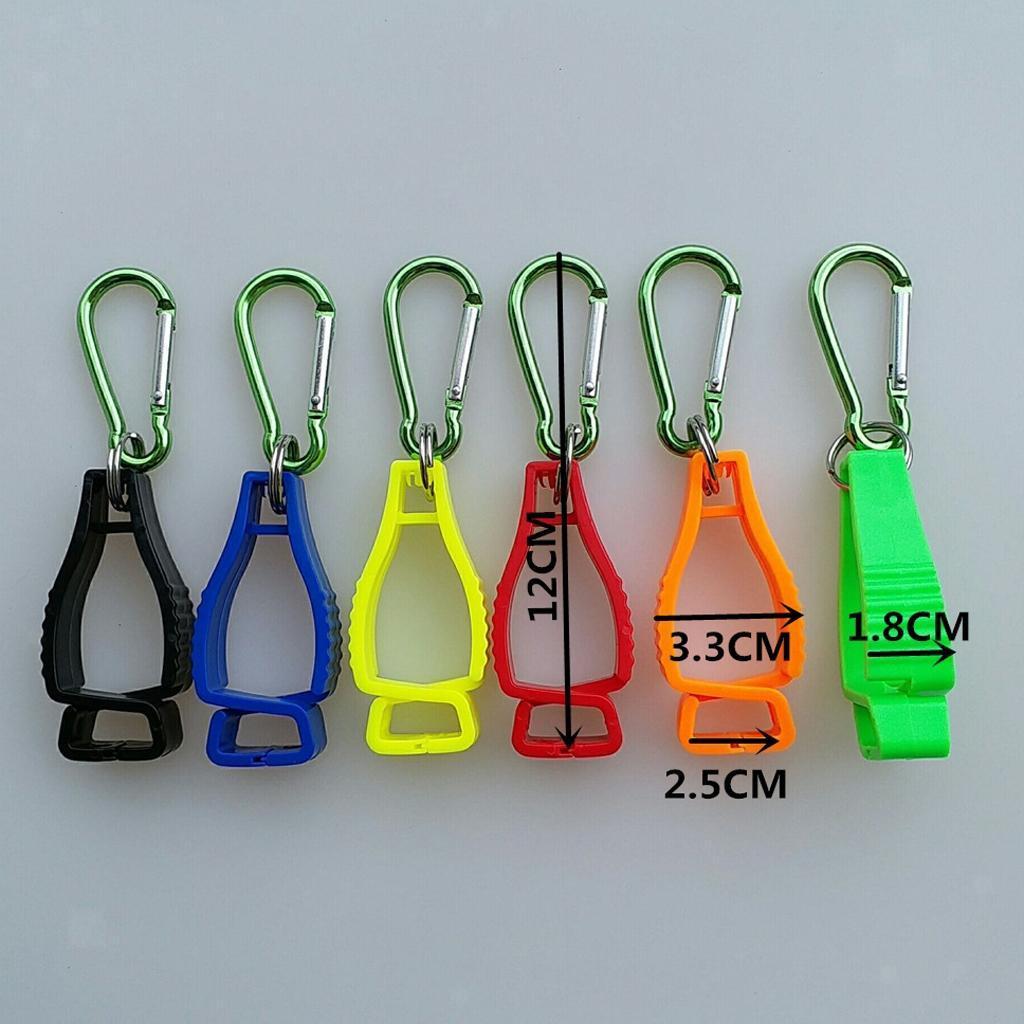 Guanti-Clip-Grabber-Porta-Gunti-Guanto-Safety-Keeper-di-Gunato-Attrezzo miniatura 7