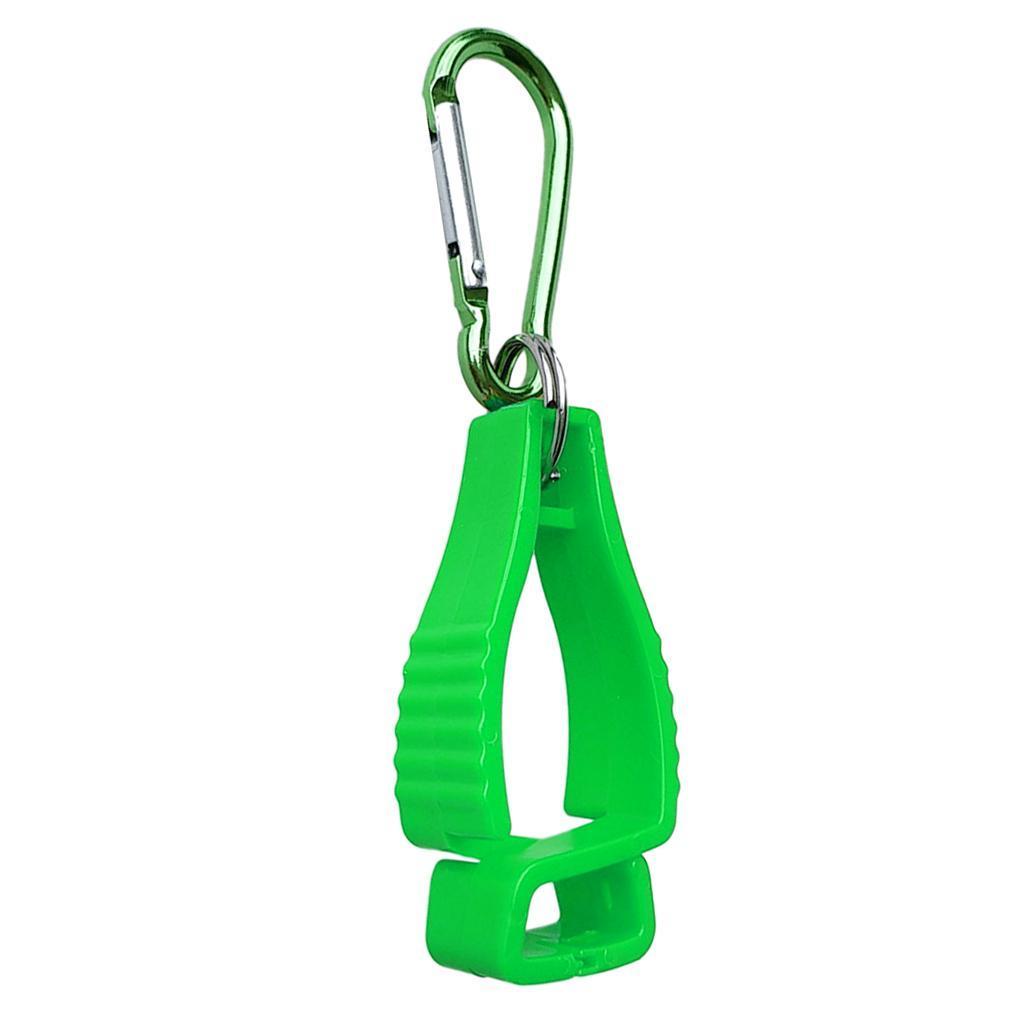 Guanti-Clip-Grabber-Porta-Gunti-Guanto-Safety-Keeper-di-Gunato-Attrezzo miniatura 6