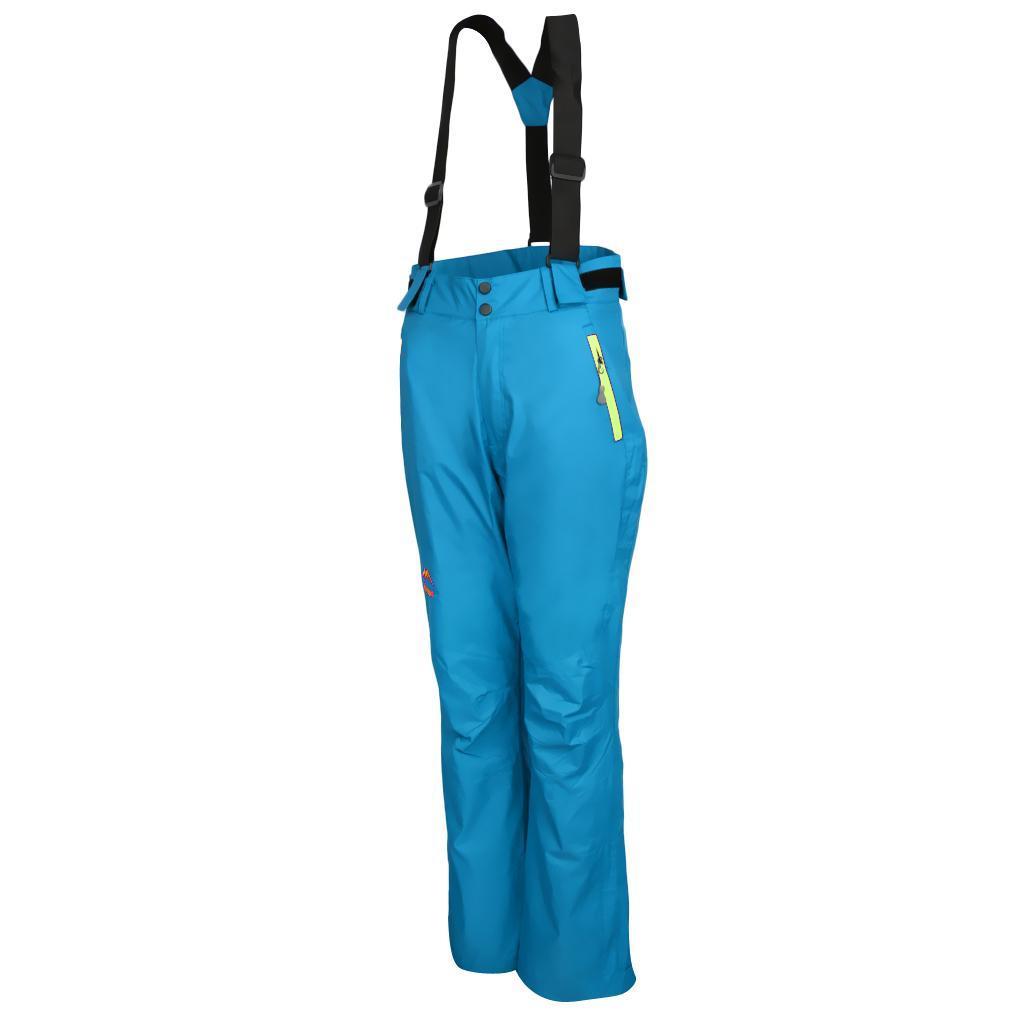 Ladies Warm Insulated Waterproof Ski Snow Pants For Hiking