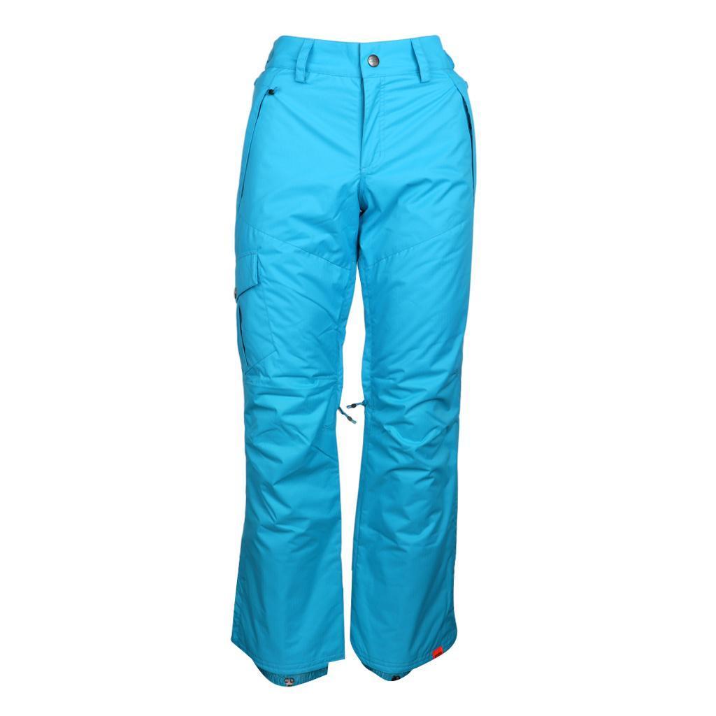 thumbnail 10 - Women's Winter Waterproof Snow Pants Sports Ski Trousers Snowboard Clothing
