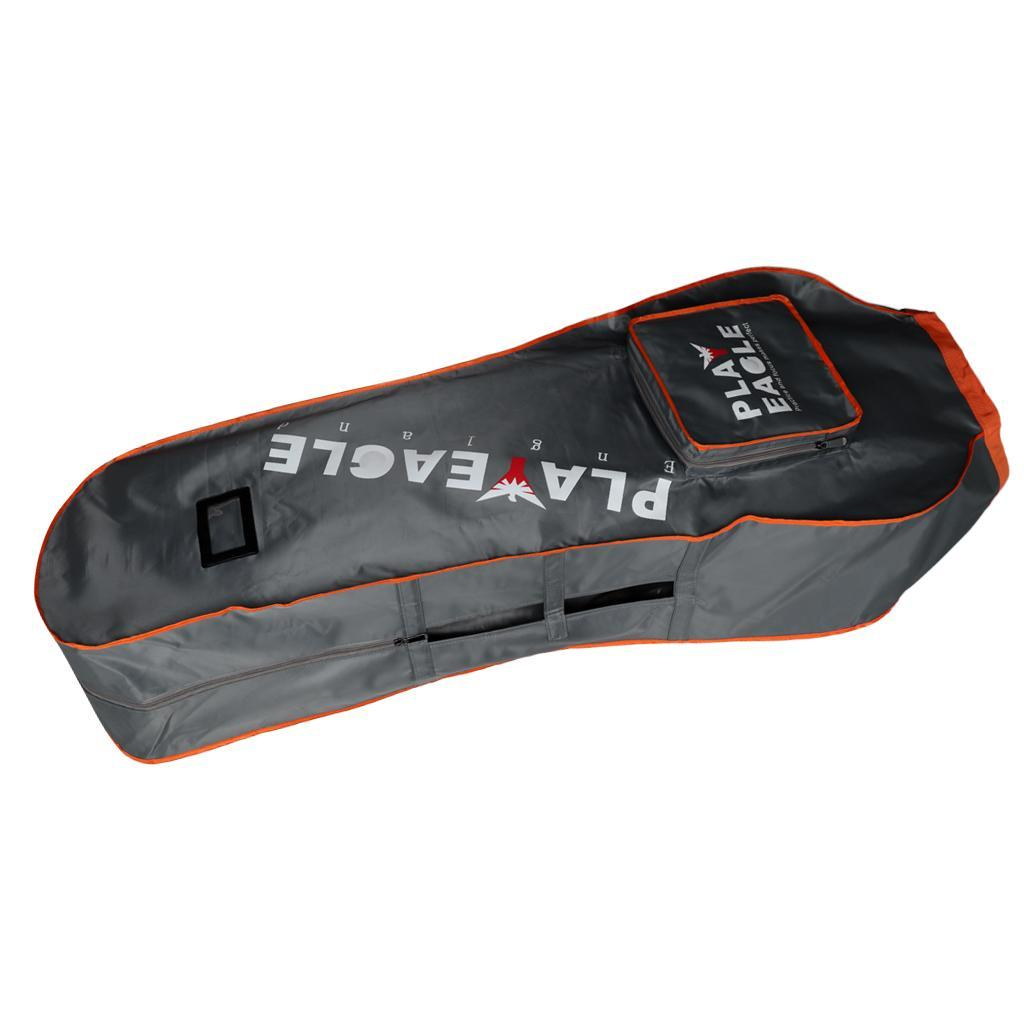 Adjustable-Waterproof-Golf-Carry-Bag-Dustproof-Cover-Shield-Protective-Case thumbnail 7