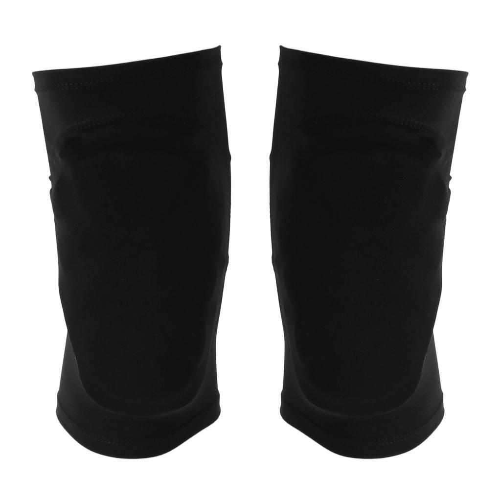 Genouilleres-Elastique-Confortables-pour-Patinage-Artistique-Pantalon-de miniature 13