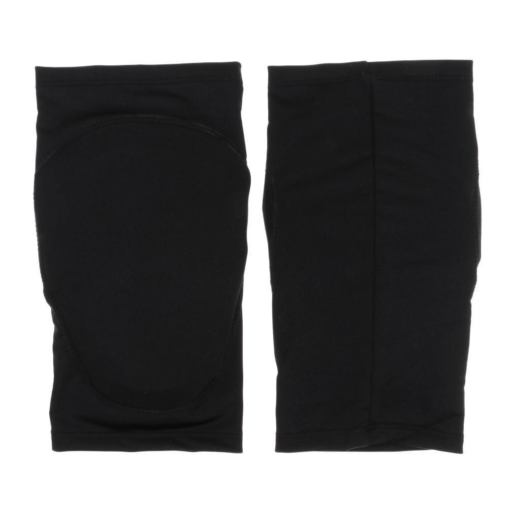Genouilleres-Elastique-Confortables-pour-Patinage-Artistique-Pantalon-de miniature 15