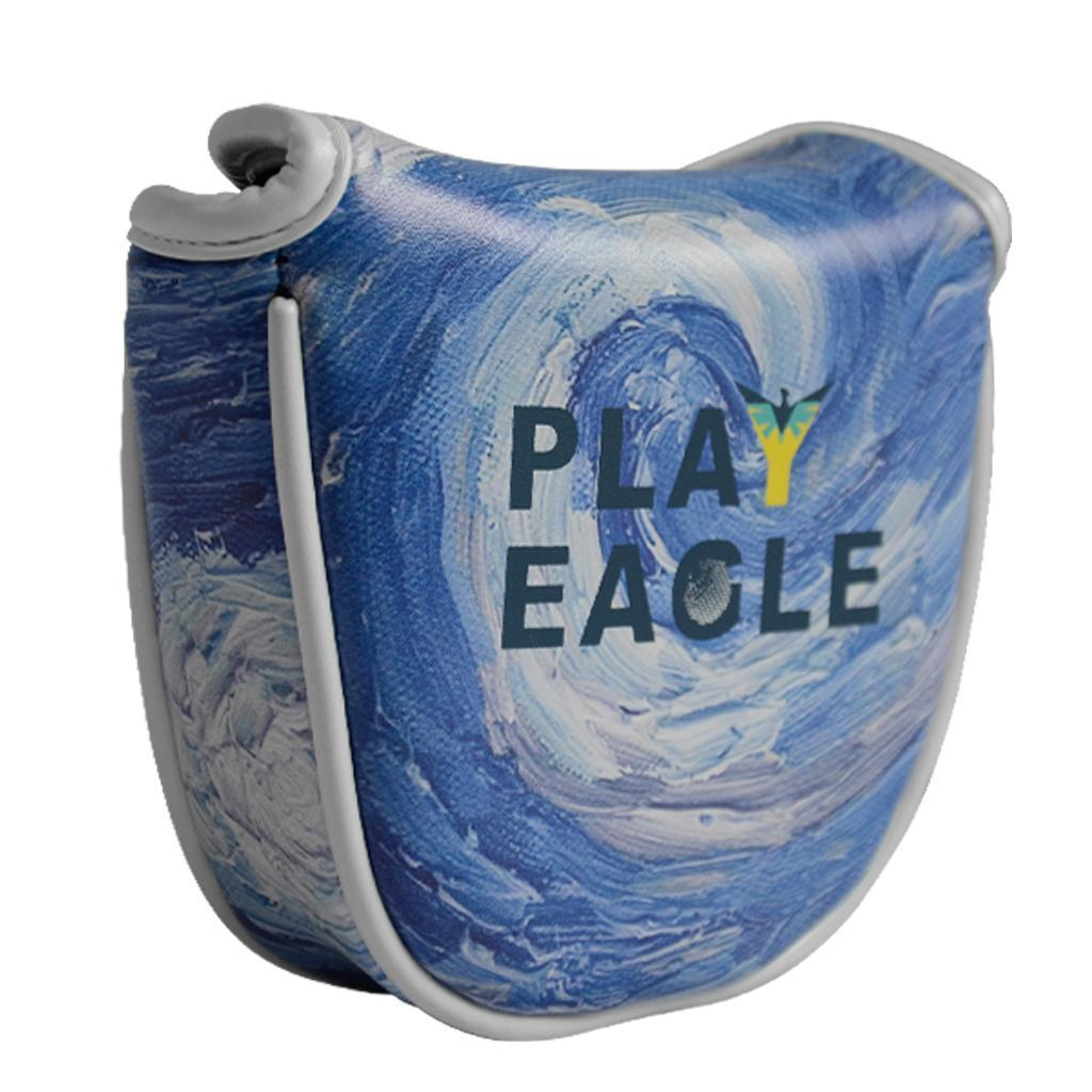 PU-Putter-Cover-Headcover-Mallet-Head-Covers-For-Scotty-Cameron-Blade-Putter thumbnail 3