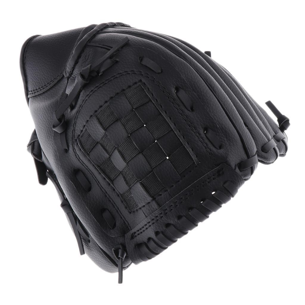Baseball-Softball-Gloves-Wear-resistant-Mitts-Right-Hand-Thrower-Youth-Adult thumbnail 20