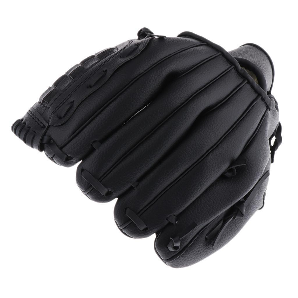Baseball-Softball-Gloves-Wear-resistant-Mitts-Right-Hand-Thrower-Youth-Adult thumbnail 21