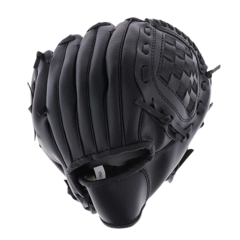 Baseball-Softball-Gloves-Wear-resistant-Mitts-Right-Hand-Thrower-Youth-Adult thumbnail 22