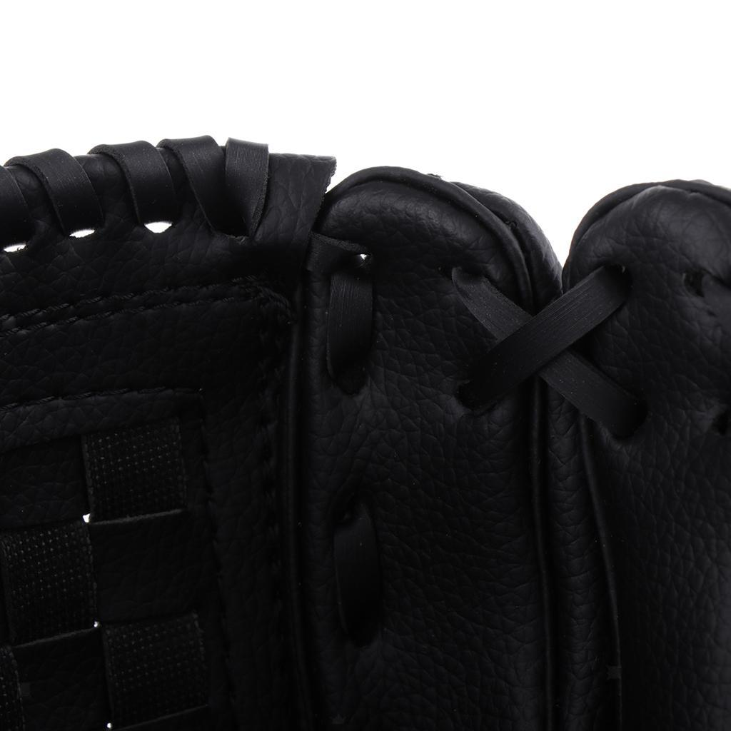 Baseball-Softball-Gloves-Wear-resistant-Mitts-Right-Hand-Thrower-Youth-Adult thumbnail 24
