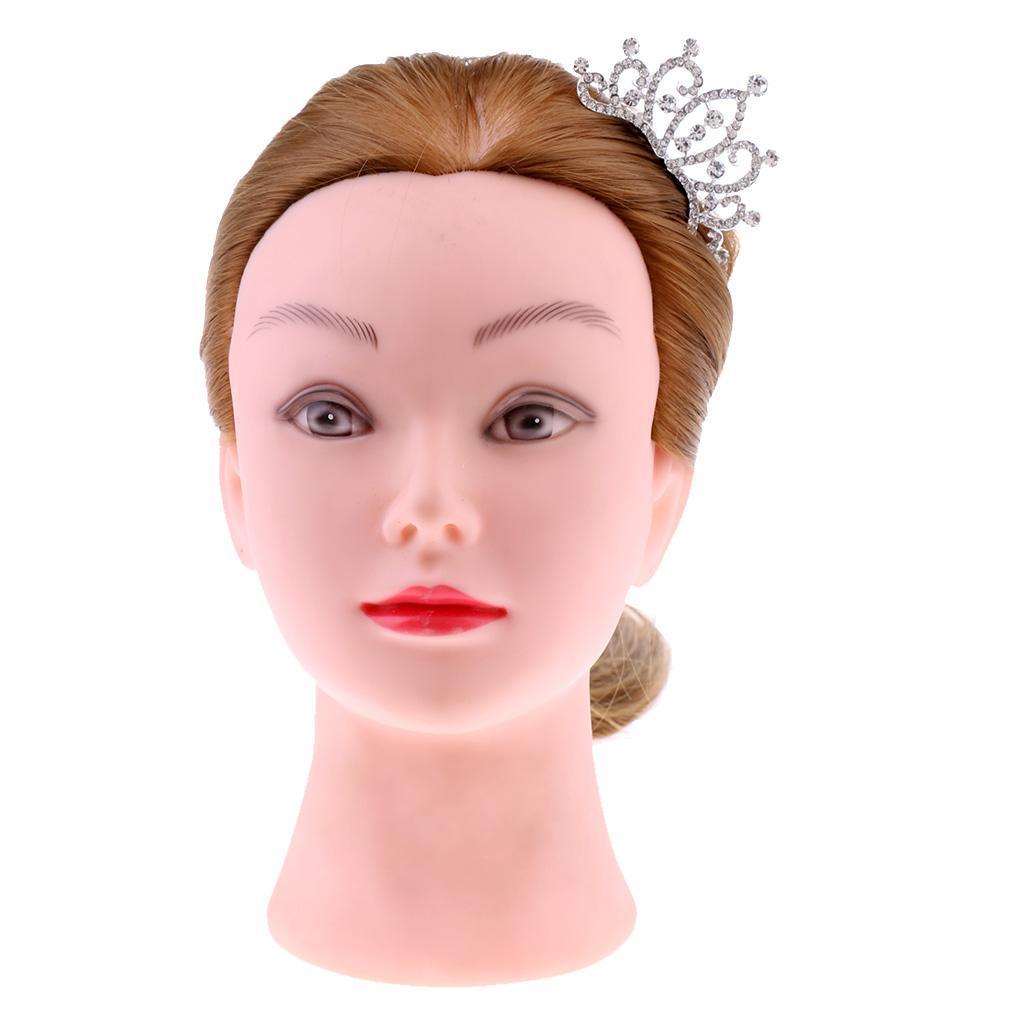 Princess-Crystal-Mini-Hair-Crown-Tiara-Hair-Comb-Girls-Woman-Wedding-Party-Gift thumbnail 53
