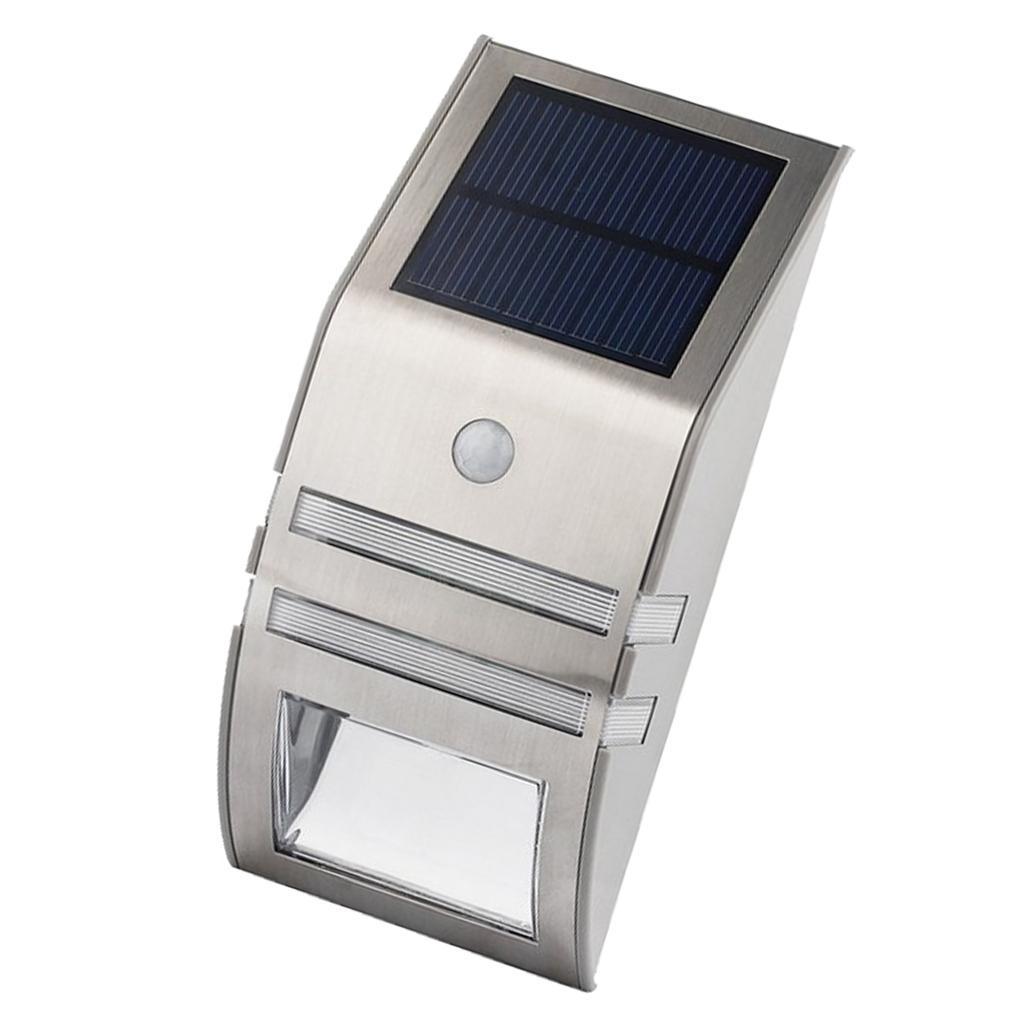 Lampe-exterieure-de-projecteur-de-mouvement-de-puissance-solaire-de-LED miniatura 9