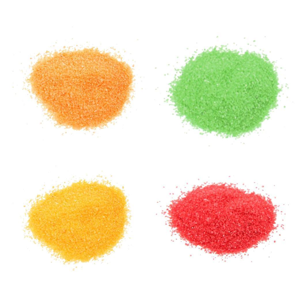 colore-decorativo-sabbia-per-matrimonio-miniascape-fai-da-te-arte-vaso miniatura 4