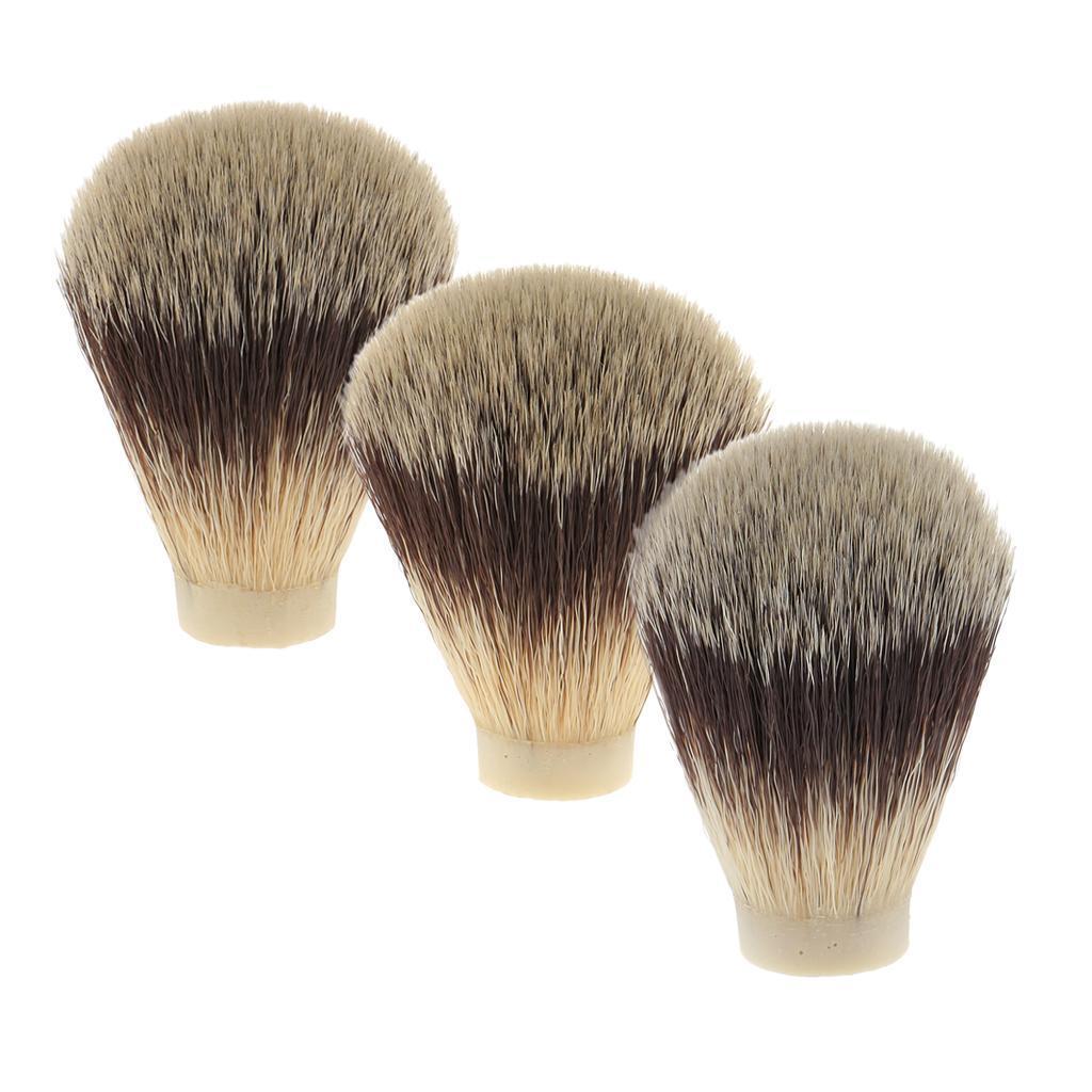 Testa-di-Nodo-Spazzola-per-Rasatura-Pennello-da-Barba miniatura 4