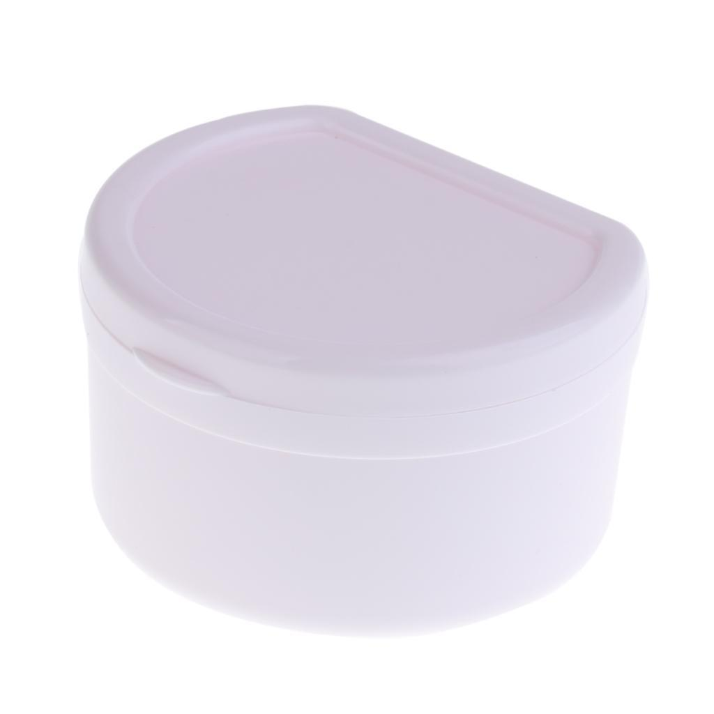 Plastic-Orthodontic-Denture-Teeth-Box-Container-Dental-Holder-Storage-Case-Cup thumbnail 24