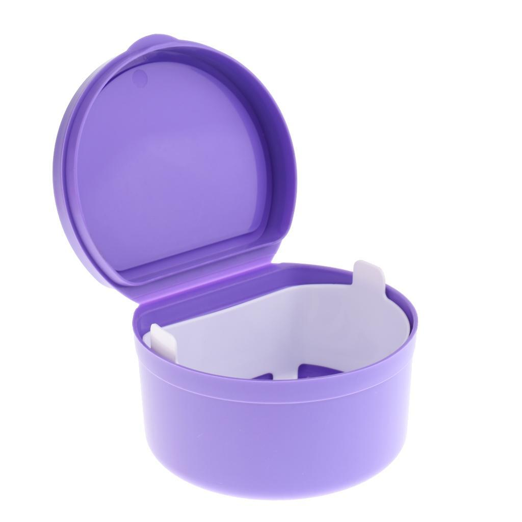 Plastic-Orthodontic-Denture-Teeth-Box-Container-Dental-Holder-Storage-Case-Cup thumbnail 27