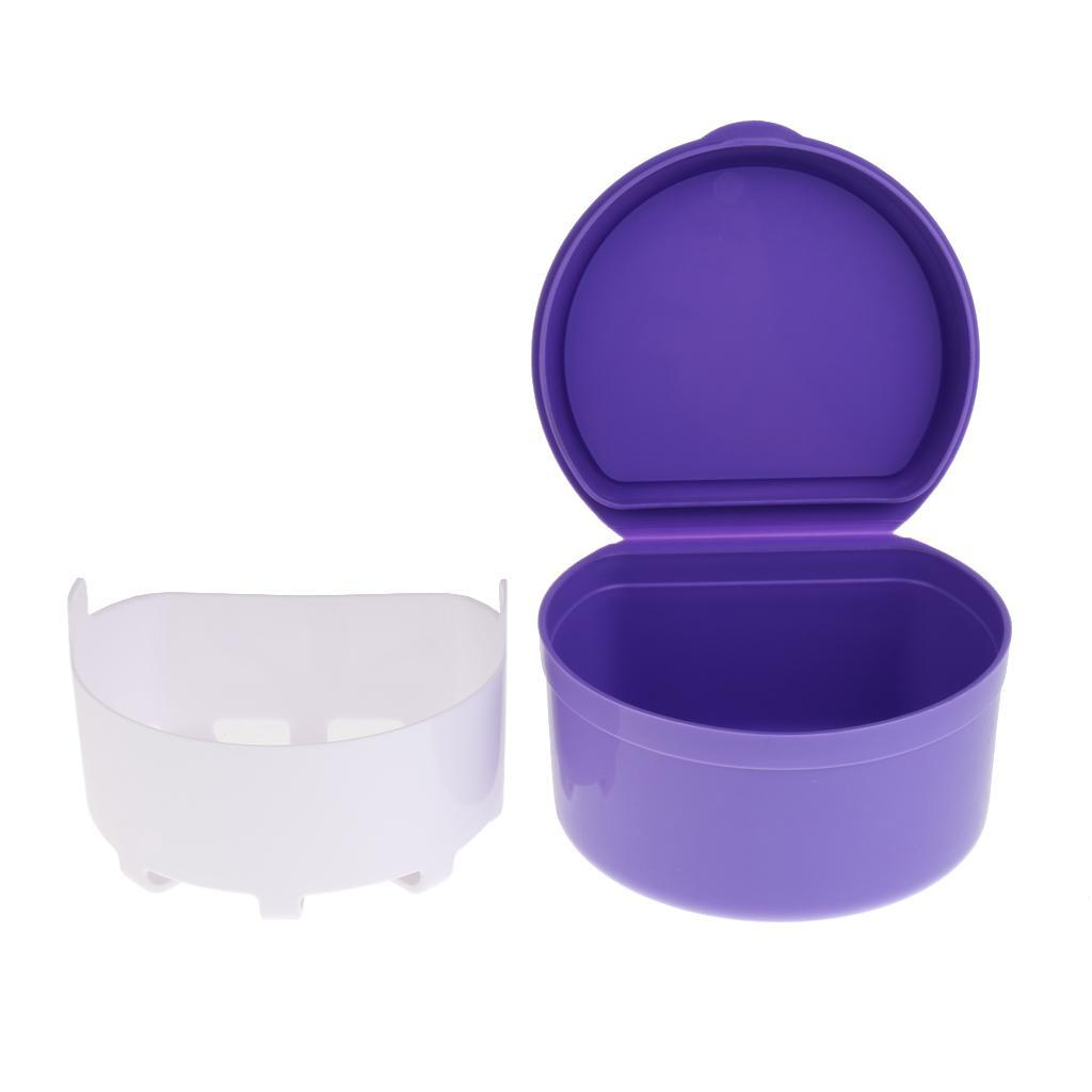 Plastic-Orthodontic-Denture-Teeth-Box-Container-Dental-Holder-Storage-Case-Cup thumbnail 20